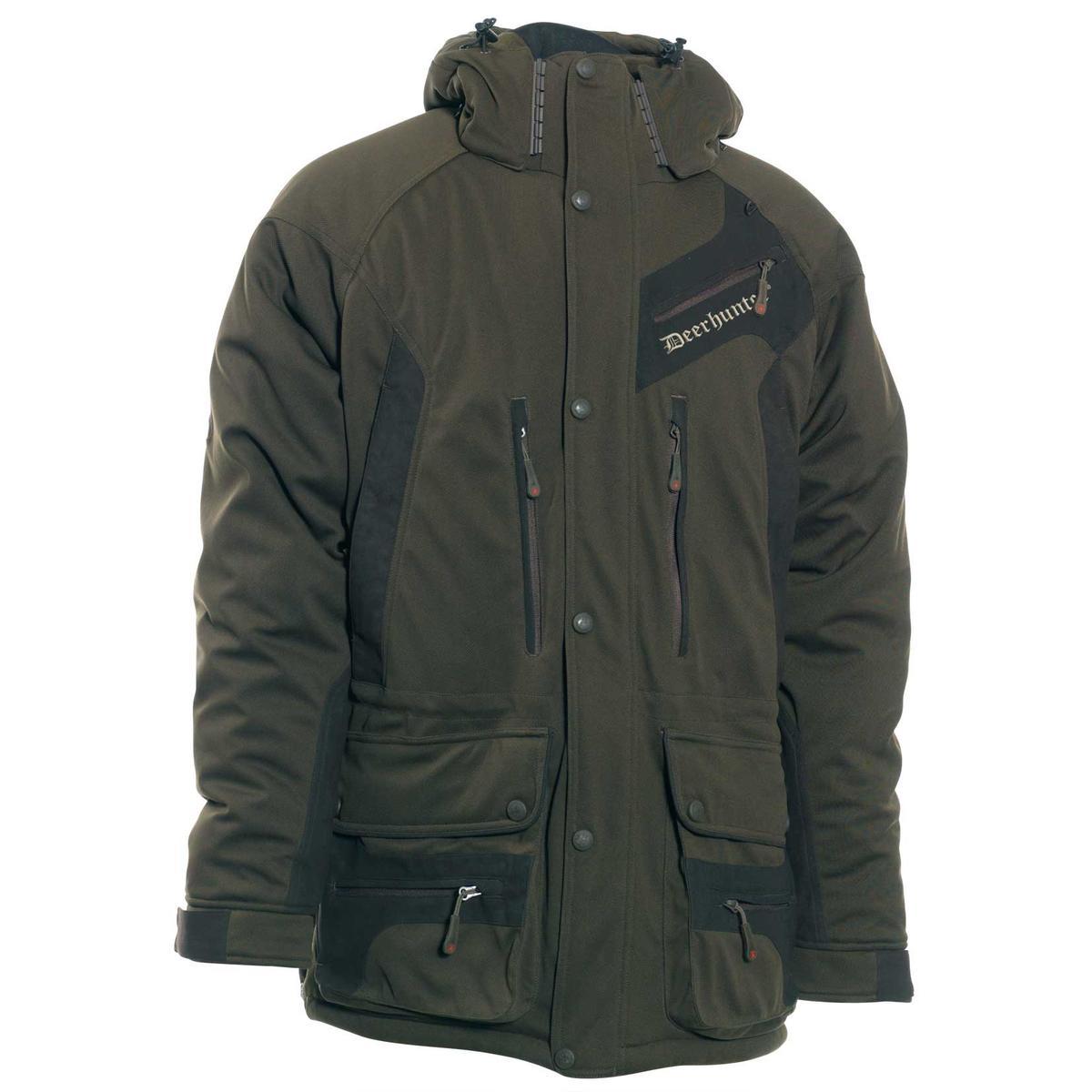 Deerhunter Muflon Jacket Long verde